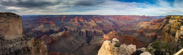 Grand Canyon panoraama